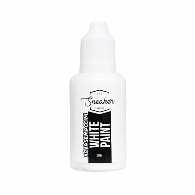 The Sneaker Laundry White High Quality Acrylic Paint 30ml Shoe Care & Repair