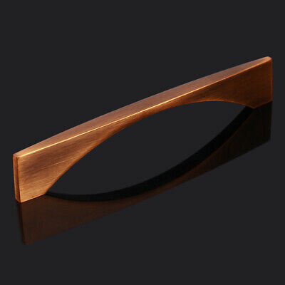 Modern Copper Door Knob Cabinet Kitchen Wardrobe Cupboard Pull Handles Knob C