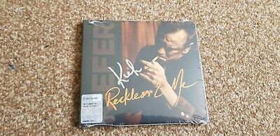 Kiefer Sutherland - Reckless & Me - CD Signed Edition - Brand New & Sealed