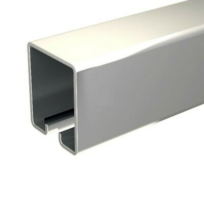 SLID'UP 1700 - 78-inch galvanized steel track for industrial sliding doors up to