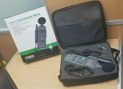 Precision Gold 4 in 1 Environment Meter