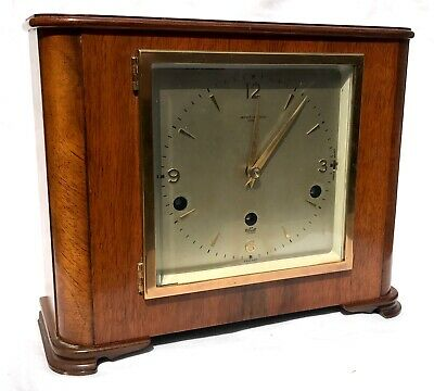 Elliott London Variable Chiming London Mantel Bracket Clock Three Train