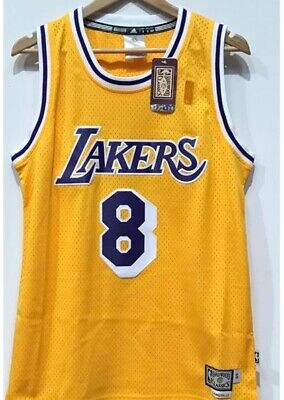 f8c8a020 Kobe Bryant Adidas Lakers Swingman Rookie Year Jersey. Men's Size Small.  NWT.