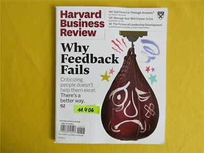 Harvard Business Review  - March - April 2019 -  Englisch - Neu