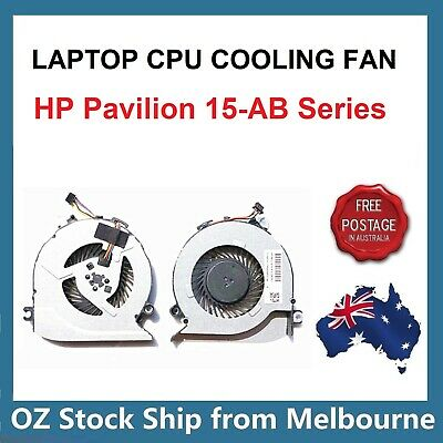 CPU Cooling Fan 812109-001 For HP Pavilion 15-ab 15-ab000 Series 15-ab100