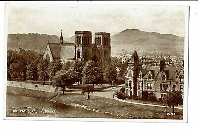 CPA - Carte Postale  Royaume Uni- Inverness-Cathedral   VM2920
