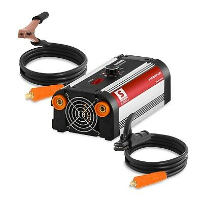 Saldatrice Mma A Elettrodo Inverter Manuale Ad Arco E-Hand 220 A Igbt Hot Start