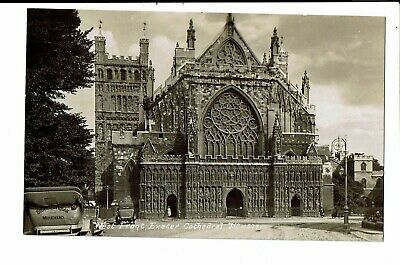 CPA - Carte Postale  -Royaume Uni- Exeter Cathedral  VM2925