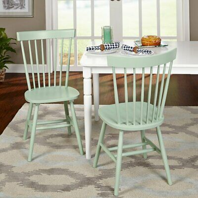 New 2 Venice Dining room chairs - Mint