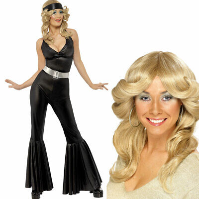 Disco Diva Costume with Wig