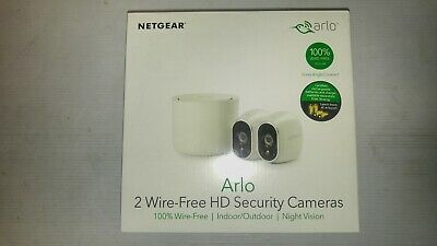 Netgear Arlo VMS3230 indoor/Out Security System_2 Wireless HD Cameras -720p