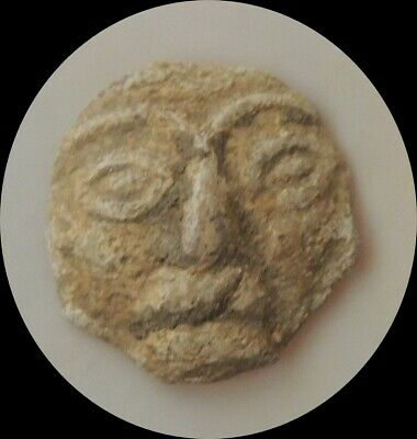 Rare Ancient Byzantine Seal / Token                         -99-