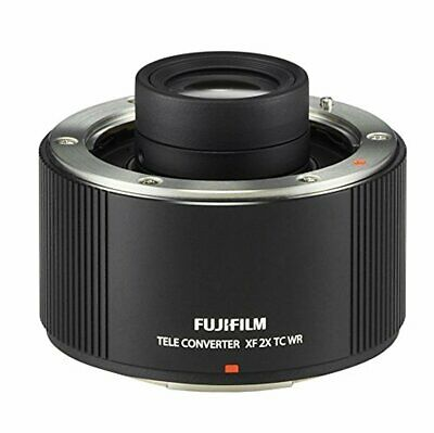 Fuji XF2X TCL WR teleconversion lens for XF50-140mm and XF100-400mm lenses