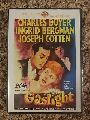 NEW Gaslight * DVD WARNER ARCHIVE SEALED REGION 1 USA