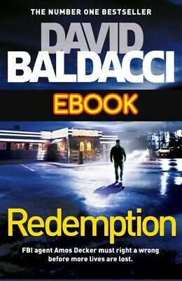 Redemption by David Baldacci (E-book PDF) ⭐⭐⭐⭐⭐
