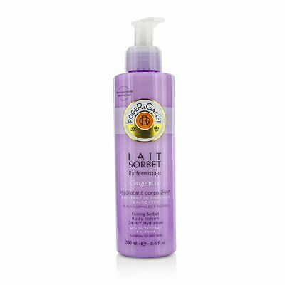 Roger & Gallet Gingembre Firming Sorbet Body Lotion (with Pump)   200ml/6.6oz