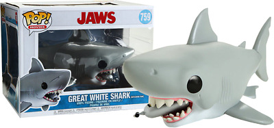 """Jaws - Jaws with diving tank 6"""" Pop! Vinyl - FUNKO New"""