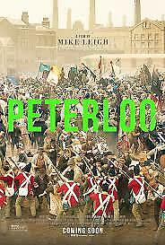PETERLOO - Admits 2 - DOUBLE MOVIE PASS/Cinema Ticket