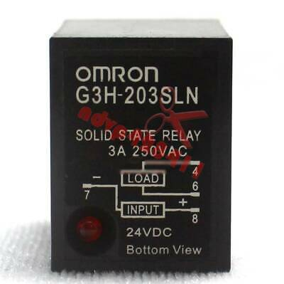 1PC New OMRON relay G3H-203SLN DC24
