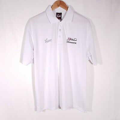 Coopers Brewery Polo Shirt Size Large Anniversary Australian Beer Pale Ale Lager