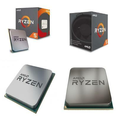 AMD Ryzen 5 2600X Processor with Wraith Spire Cooler - YD260XBCAFBOX, 5...