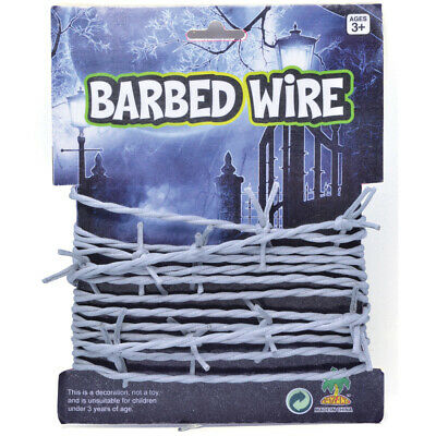 Fake Barbed Wire Decoration
