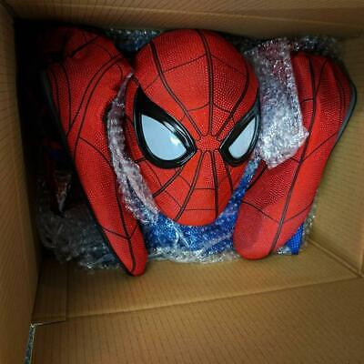 Movie Replica Spider-Man Homecoming Suit Cosplay Costume