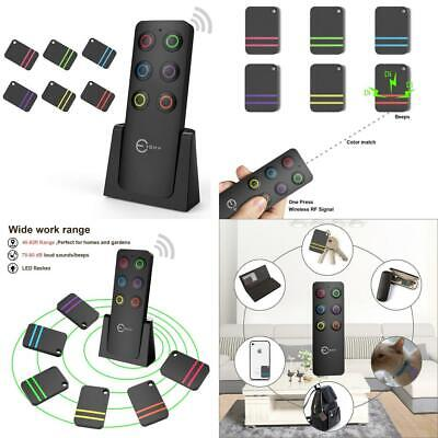 Key Finder, Esky Wireless Finders with 6 Receivers RF Remote control 6