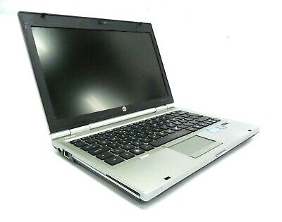 "HP EliteBook 2570p 12.5"" Laptop Intel Core i7 2nd-Gen 2620M 4GB DDR3 500GB HDD"