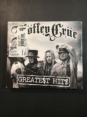 Greatest Hits Updated by Motley Crue (CD, 2000) new sealed With Slipcover
