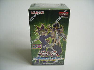 Yu-Gi-Oh Arena of lost Souls - 1x Display á 18 Booster, 1. Auflage - deutsch !!!