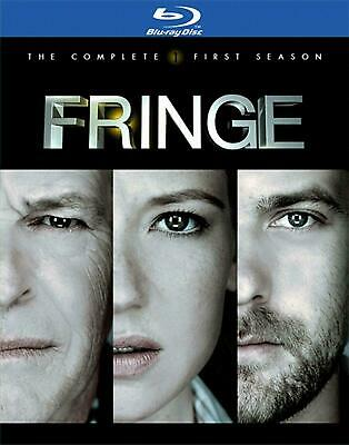 Fringe - The Complete First Season - Blu-ray Disc (2009)
