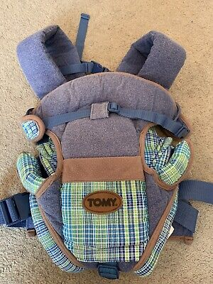 Tomy Baby Carrier Sling Vgc