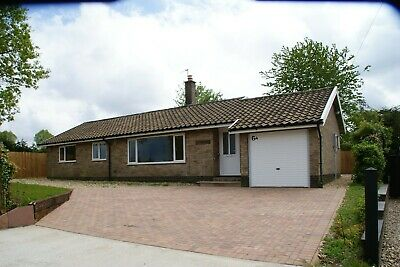 Opportunity ! Norfolk project -3Bed Det. Bungalow + Large Plot with DPP 3B Bung