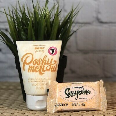 PERFECTLY POSH POSHYMELLOW Big Fat Yummy Hand Creme Cream
