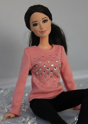 №205 Clothes for Barbie Doll. Blouse and Leggings for Dolls