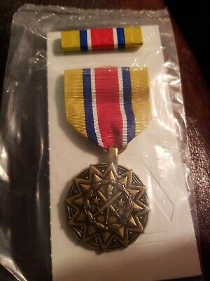 US COAST GUARD Reserve Good Conduct Medal Mini Award Ribbon