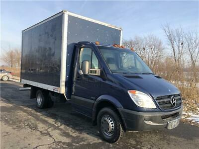 2012 Mercedes-Benz Sprinter -- 2012 MERCEDES-BENZ SPRINTER 3500 BOX TRUCK!!LOW MILEAGE!!IOWNER!!BACKUP CAMERA!!
