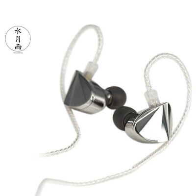 Moondrop KXXS Flagship Diamond-Like-Carbon Diaphragm Dynamic In-ear Earphone