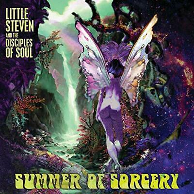 Little Steven And The Disciples Of Soul Cd - Summer Of Sorcery (2019) - New