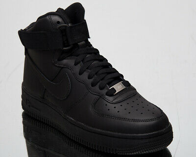 Nike Air Force 1 High LV8 Black Gum GS Youth Casual Shoe 807617 002 Multi Size | eBay