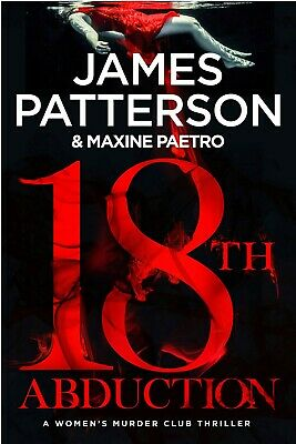 The 18th Abduction  By James Patterson (E-book PDF) + FREE SHIPPING