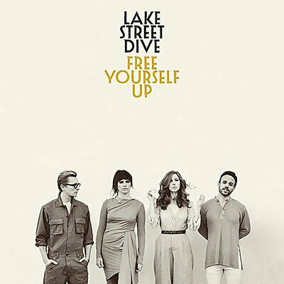 Lake Street Dive - Free Yourself Up - Cd - Nuevo