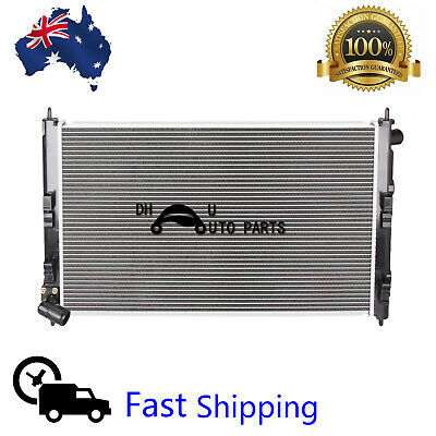 Radiator For MITSUBISHI OUTLANDER ZG ZH Auto/Manual 2006-on AU Stock