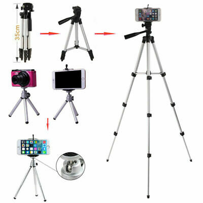 360° Stretchable Phone Camera Tripod Stand Mount Holder Video For Most Phone