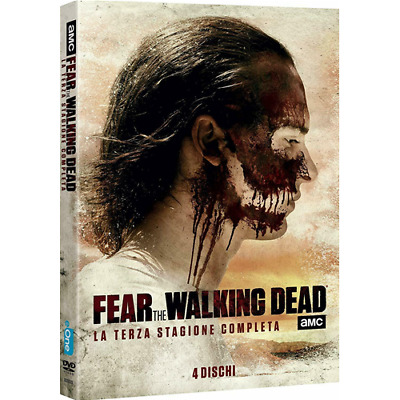 Fear The Walking Dead - Stagione 03 (4 Dvd)  [Dvd Nuovo]