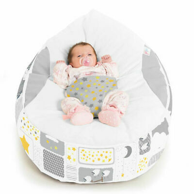 Sensational Gaga Cuddlesoft Pre Filled Baby Bean Bag Counting Sheep Gamerscity Chair Design For Home Gamerscityorg
