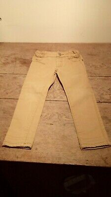 Boy's Jeans From The Authentic Workwear Company. Designed In London. 3 - 4 Years
