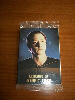 Legends of Star Trek Rittenhouse Lieutenat Commander Data (1126/1701) Sealed