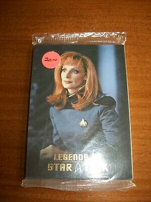 Legends of Star Trek Rittenhouse Dr. Beverly Crusher (0989 / 1701) Sealed #L1-L9